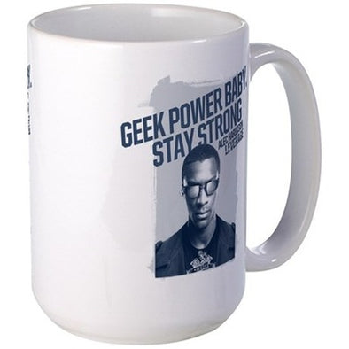 Geek Power Large Mug
