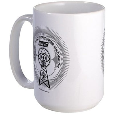 Wellington Wells Broadcasting Large Mug