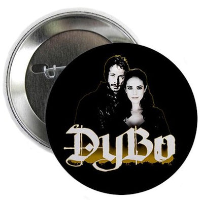 "Lost Girl DyBo 2.25"" Button"