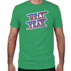 Blue Mountain State Hell Yeah Fitted T-Shirt