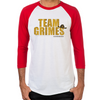 Team Grimes Men's Baseball T-Shirt