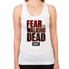 Fear The Walking Dead Women's Racerback Tank