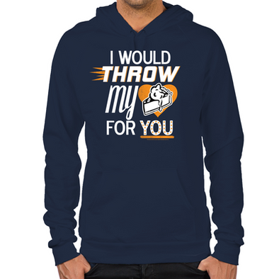 Throw My Pie for You Hoodie