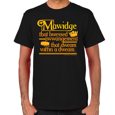 Mawidge Speech Men's T-Shirt