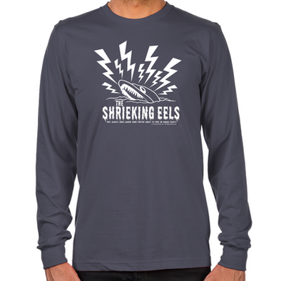 Shrieking Eels Long Sleeve T-Shirt