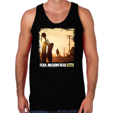 FTWD Pick Up Basketball Men's Tank