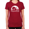 Dirty Dancing Kellerman's Resort Women's Fitted T-Shirt