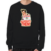 Ace Ventura Alllrighty Then! Sweatshirt