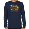 Mawidge Speech Long Sleeve T-Shirt