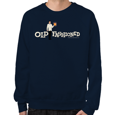 Old Fashioned Mad Men Sweatshirt
