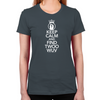 Keep Calm and Find Twoo Wuv Women's T-Shirt