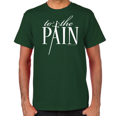 To the Pain Men's T-Shirt