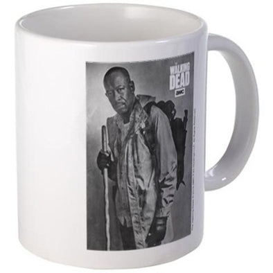 Morgan Black and White Mug
