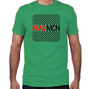 Mad Men Pop Art Fitted T-Shirt