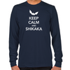 Ace Ventura Keep Calm Shikaka Long Sleeve T-Shirt