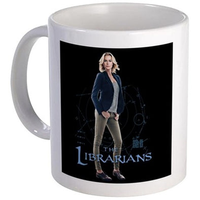 The Librarians Eve Baird Mug