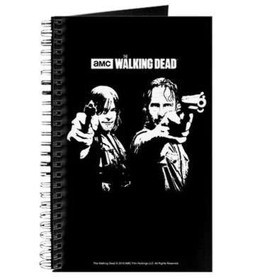 Walking Dead Saints Journal