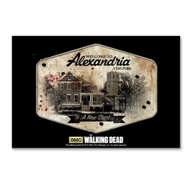 Alexandria Postcards (package Of 8)