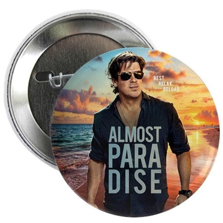 Almost Paradise Button