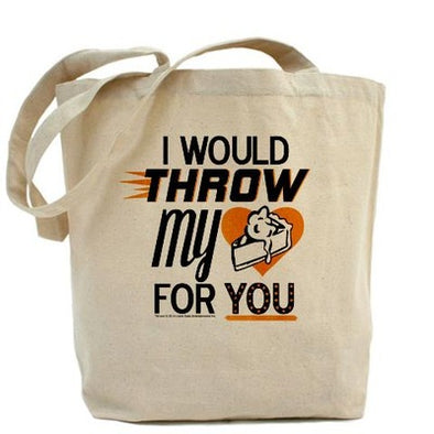 Throw My Pie for You Tote Bag