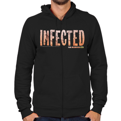 FTWD Infected Zip Hoodie