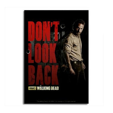 Rick Don't Look Back Magnet