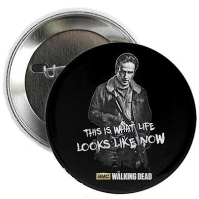 "What Life Looks Like Now 2.25"" Button"
