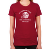 Blue Mountain State Drinking Team Women's Fitted T-Shirt