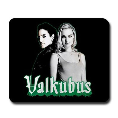 Lost Girl Valkubus Mousepad