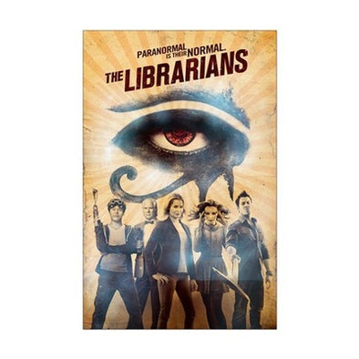The Librarians Season 3 Mini Poster