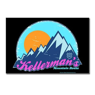 Dirty Dancing Kellerman's Postcards (Package of 8)