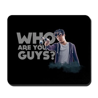The Librarians Ezekiel Jones Mousepad