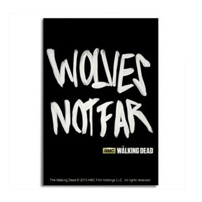 Wolves Not Far Magnet