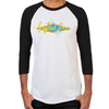 Safari Inn Men's Baseball T-Shirt