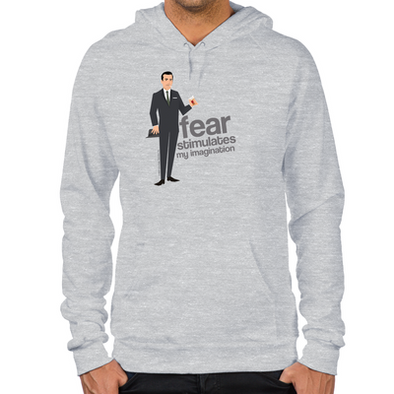 Mad Men Don Draper Hoodie