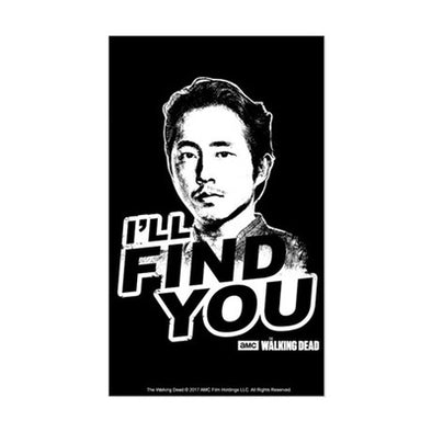 Glenn's Last Words Sticker