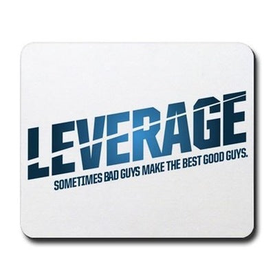 Leverage Logo Mousepad