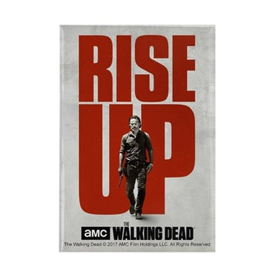 Rise Up Walking Dead Magnet