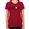 Wolf of Wall Street Women's Fitted T-Shirt