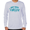 Lost Girl Valkyrie Long Sleeve T-Shirt