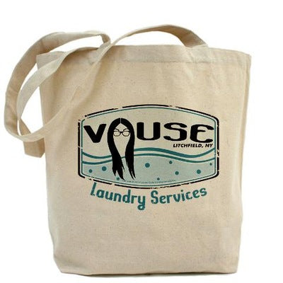 Vause Laundry Tote Bag