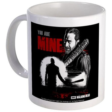 Negan You Are Mine Mug