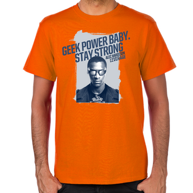 Geek Power Men's T-Shirt