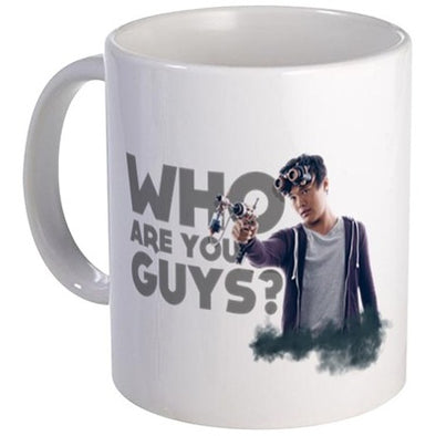 The Librarians Ezekiel Jones Mug