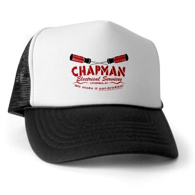 Chapman's Electrical Services Trucker Hat
