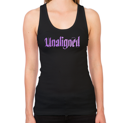 Lost Girl Unaligned Women's Racerback Tank
