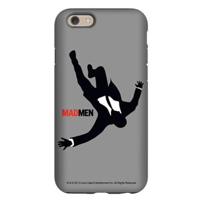 Falling Mad Men iPhone 6 Tough Case