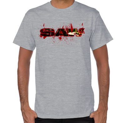 Saw Bloody Saw Men's Classic T-Shirt