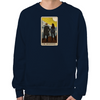 Lost Girl Wanderer Tarot Sweatshirt