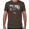 TWD Rick Grimes Fitted T-Shirt